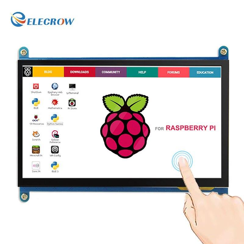 Raspberry Pi 3 Display 7 Inch  (1)