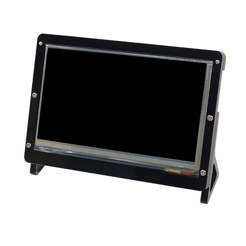 7 Inch LCD Case Raspberry Pi (1)